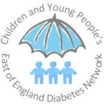 East of England CYP Diabetes Network Logo